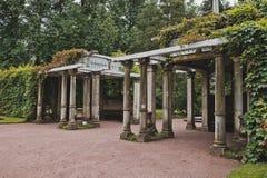 Granitterrass i Catherine Park 1057 Royaltyfria Bilder