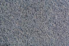 Granittextur - grå sten kopiera avstånd Präglad yttersida Royaltyfri Foto