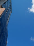 Granitu i lustra budynek Obraz Royalty Free