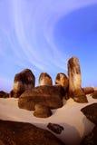 Granitu kamień Zdjęcia Stock