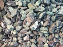 Granitu kamień Obrazy Stock