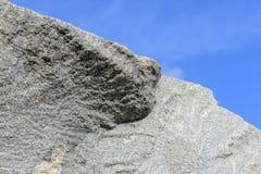 Granitu kamień Zdjęcia Royalty Free