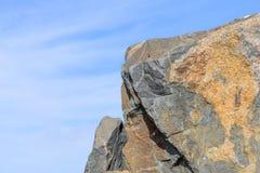 Granitu kamień Fotografia Royalty Free