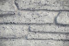 Granitu kamiennego dekoracyjnego ściana z cegieł tła bezszwowa tekstura Obraz Stock