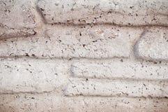 Granitu kamiennego dekoracyjnego ściana z cegieł tła bezszwowa tekstura Fotografia Royalty Free