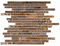 granitu marmurowej mozaiki naturalna płytka Zdjęcie Stock