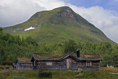 Granja de la montaña Imagen de archivo libre de regalías