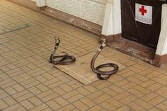 Granja de la serpiente Fotos de archivo