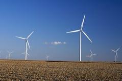 Granja de viento Foto de archivo