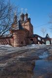 Granja patriarcal de Kruticky. Foto de archivo libre de regalías