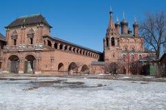 Granja patriarcal de Kruticky. Fotos de archivo libres de regalías