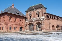 Granja patriarcal de Kruticky. Imágenes de archivo libres de regalías