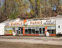 Granjas de mármol, Syracuse, NY Foto de archivo