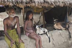 Granjero indio Fotografía de archivo libre de regalías