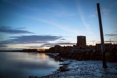 Grannagh城堡 免版税图库摄影