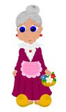 Grannie Royalty Free Stock Images