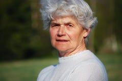Granny Royalty Free Stock Photo