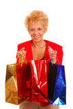 Granny Royalty Free Stock Photo
