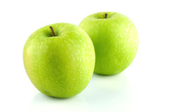 Granny Smith apple. Stock Images