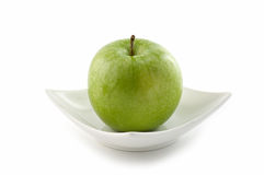 Granny Smith apple Royalty Free Stock Images