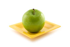 Granny Smith apple Royalty Free Stock Image