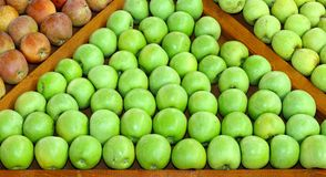 Granny Smith Apples Royalty Free Stock Photography
