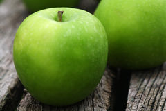Granny Smith apples Royalty Free Stock Image