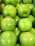 Granny Smith Apples Royalty Free Stock Photos