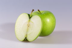Granny Smith Apples Royalty Free Stock Images