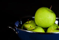 Granny Smith Green Apples Royalty Free Stock Images
