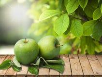 Grannysmed Apple Royaltyfria Foton