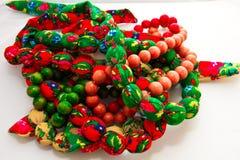 Grano colorido Foto de archivo libre de regalías