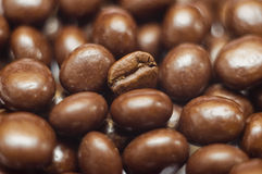 Grano de café Fotos de archivo
