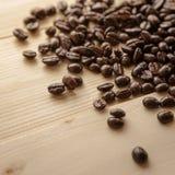 Grano de café Fotos de archivo libres de regalías