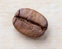 Grano de café macro Imágenes de archivo libres de regalías