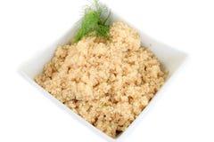 Grano de la quinoa Imágenes de archivo libres de regalías