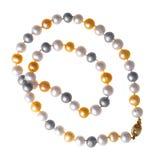 Grano de las perlas Foto de archivo libre de regalías