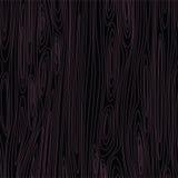 Grano de madera del ébano Imagen de archivo libre de regalías