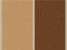 Grano de madera simulado Fotografía de archivo