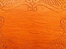 Grano de madera y diseño Foto de archivo libre de regalías