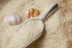 Grano del arroz imágenes de archivo libres de regalías