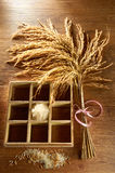 Grano del arroz fotos de archivo libres de regalías