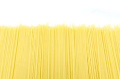 Grano entero de las pastas (espagueti) imagenes de archivo