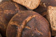 Grano intero bread Immagini Stock