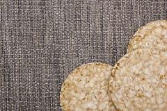 Grano-segale del pane organica Fotografia Stock