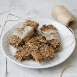 granola ράβδων σπιτικό στοκ φωτογραφία με δικαίωμα ελεύθερης χρήσης