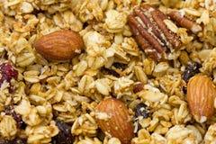 granola φυσικό Στοκ φωτογραφίες με δικαίωμα ελεύθερης χρήσης