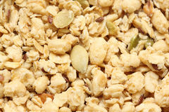 Granola Stockfotos