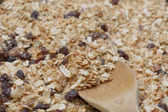 Granola Stock Photography
