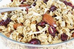 granola стоковая фотография rf